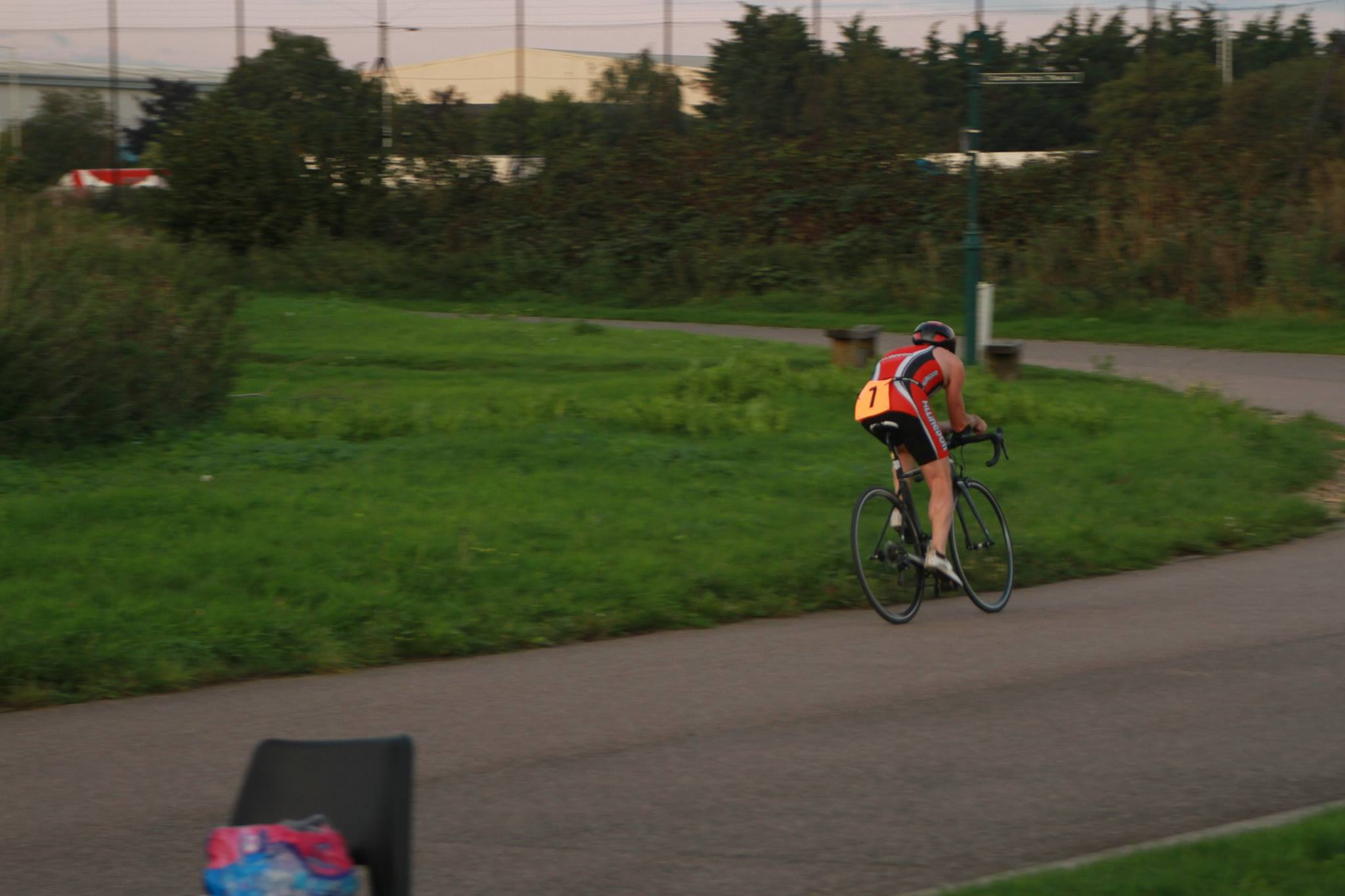 Evening Duathlon - Hillingdon Triathletes