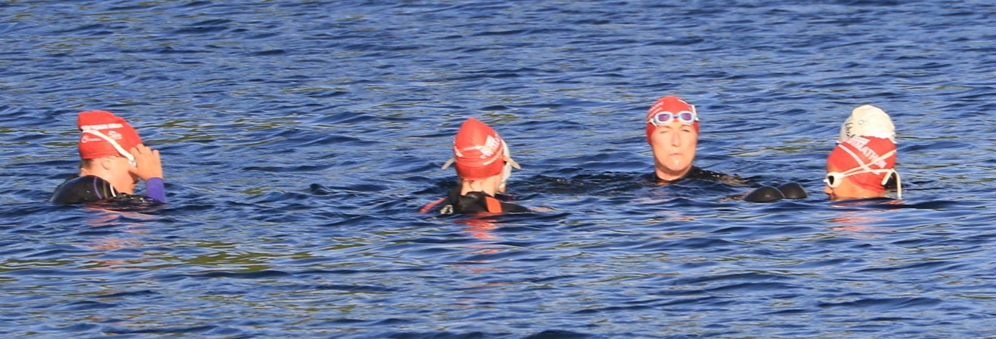 Open Water Swim - Hillingdon Triathletes